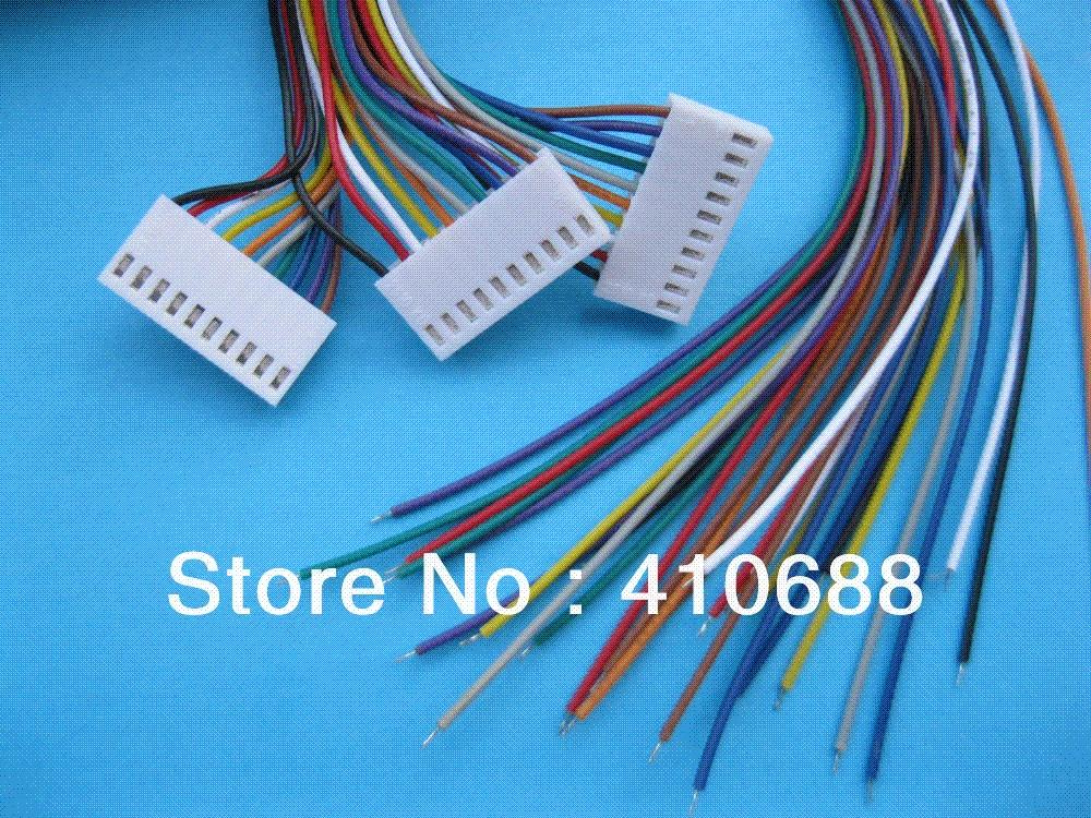 10 Pin Connector Wiring - DATA WIRING •