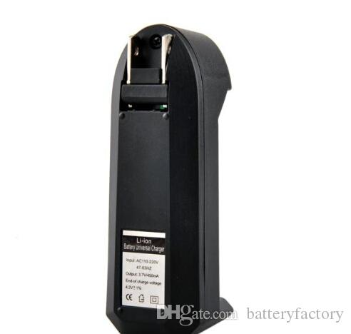 3.7V 18650 14500 16430 10400 Battery Charger For Rechargeable Battery 110-220V Input free shiipping by DHL