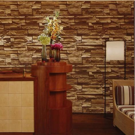 Vintage 3d Wallpaper Modern Design Dining Room Pvc Wallpaper Background  Wall Wallpaper Brick Wall For Living Room WP208 Wallpapers Desktop  Wallpapers ...