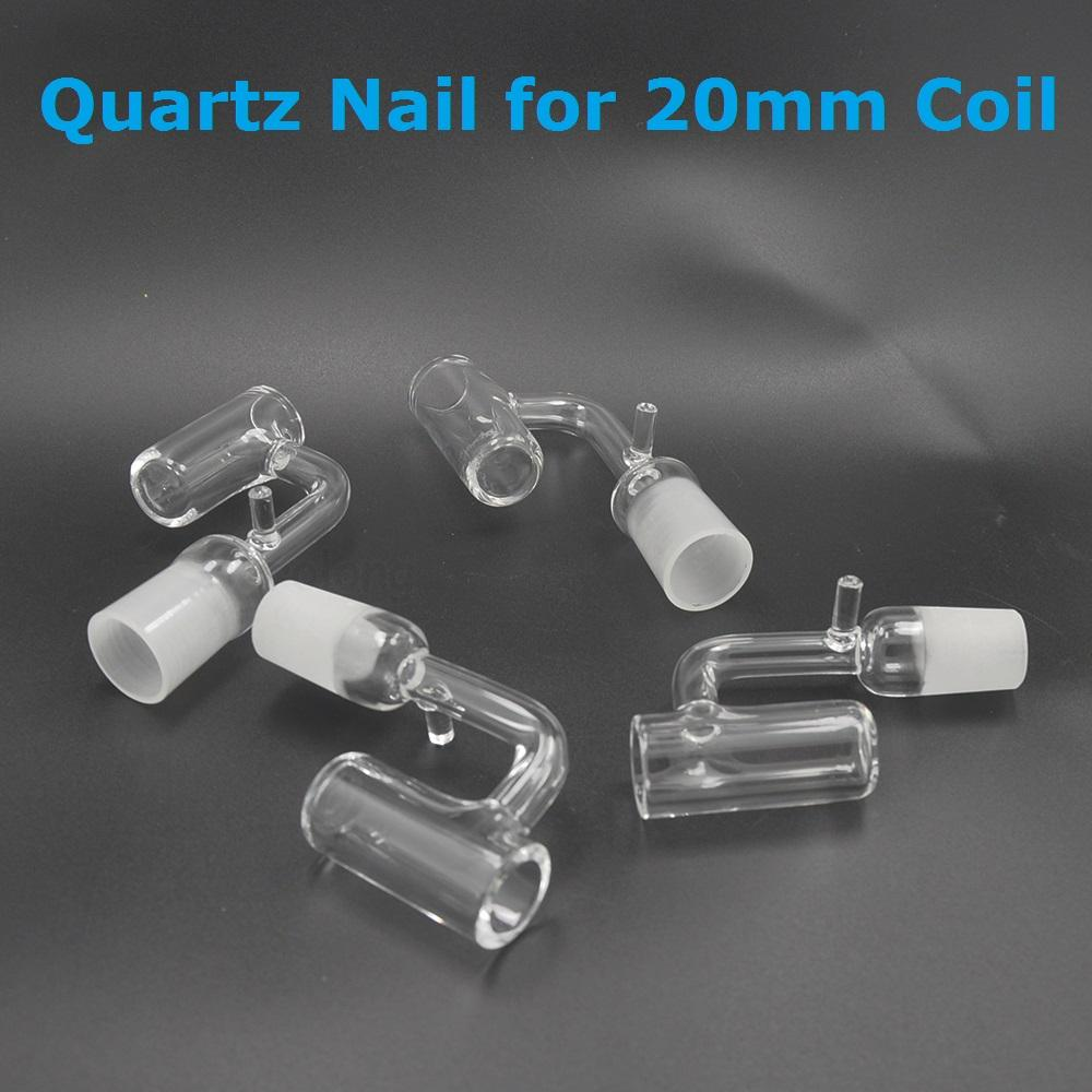 Cheap Quartz Nail with Cap for 20mm Heater Coil for Fancier Electric ...