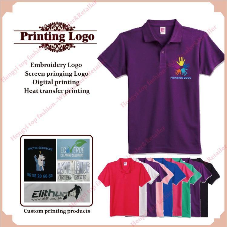 Professional Design Custom Logo Men S Polo Shirt Custom Made