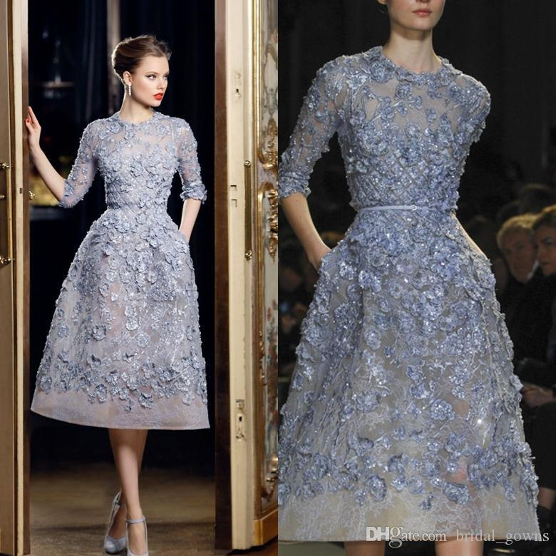DRESSES - Knee-length dresses Elie Saab