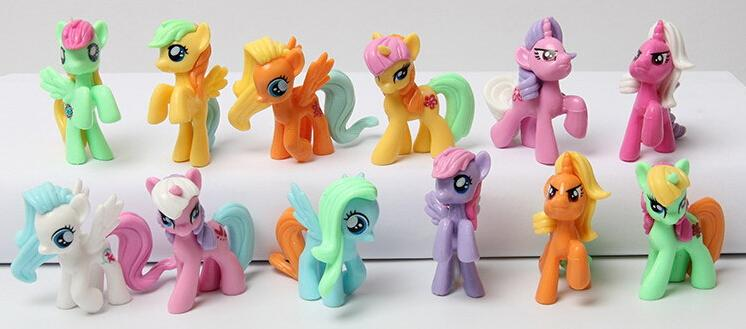 Best My Little Pony Toys And Dolls For Kids : My little pony toys fingers ponies