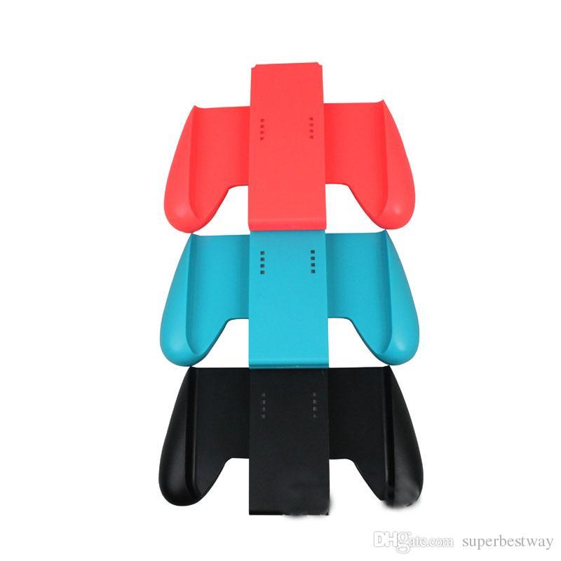 Poignée Grip Poignée Support Pour Switch NS 2 Joy Con Contrôleurs Poignées Gamepad Jeu Support Stand OTH717