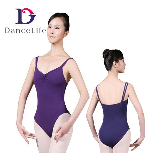 6f9193511 Free Shippping Lady Camisole Ballet Dance Leotards Wholesale Dance ...
