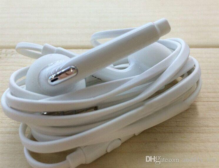 S6 G920F S6 BORDO G925 AURICOLARE EO-EG920BW stereo AURICOLARE di alta qualità Galaxy S4 S5 S6 Nota 4 con l'imballaggio al dettaglio US03