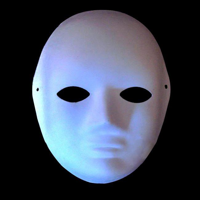 Satın Al Boş Boyasız Masquerade Parti Maskeleri Kadınlar Için Tam