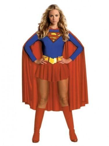 Acheter Livraison Gratuite 8640 Super Girl Superhero Costumes D\u0027enfants Super  Héros Wonder Woman Fancy Dress Ladies Fancy Dress Costume S 2xl De $25.35  Du