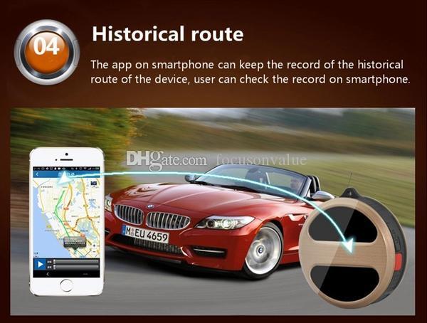 T8 Mini Localizador de Localizador de Rastreador GPS Vehículo del vehículo Mapa de Google SOS Alarma GSM GPRS Localizador de Localizador para Niños Niños Mascotas Gatos Perro