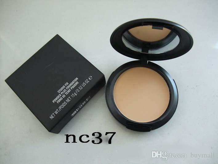 DHL free Pressed Powder Studio Fix Powder Plus Foundation 15g/0.52 US OZ pro face foundation