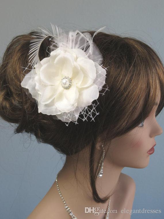 Akcesoria do włosów weselnych 2021 Nakrycia głowy ślubne w magazynie oszałamiające ślubne kryształowe kryształowe flory akcesoria do włosów