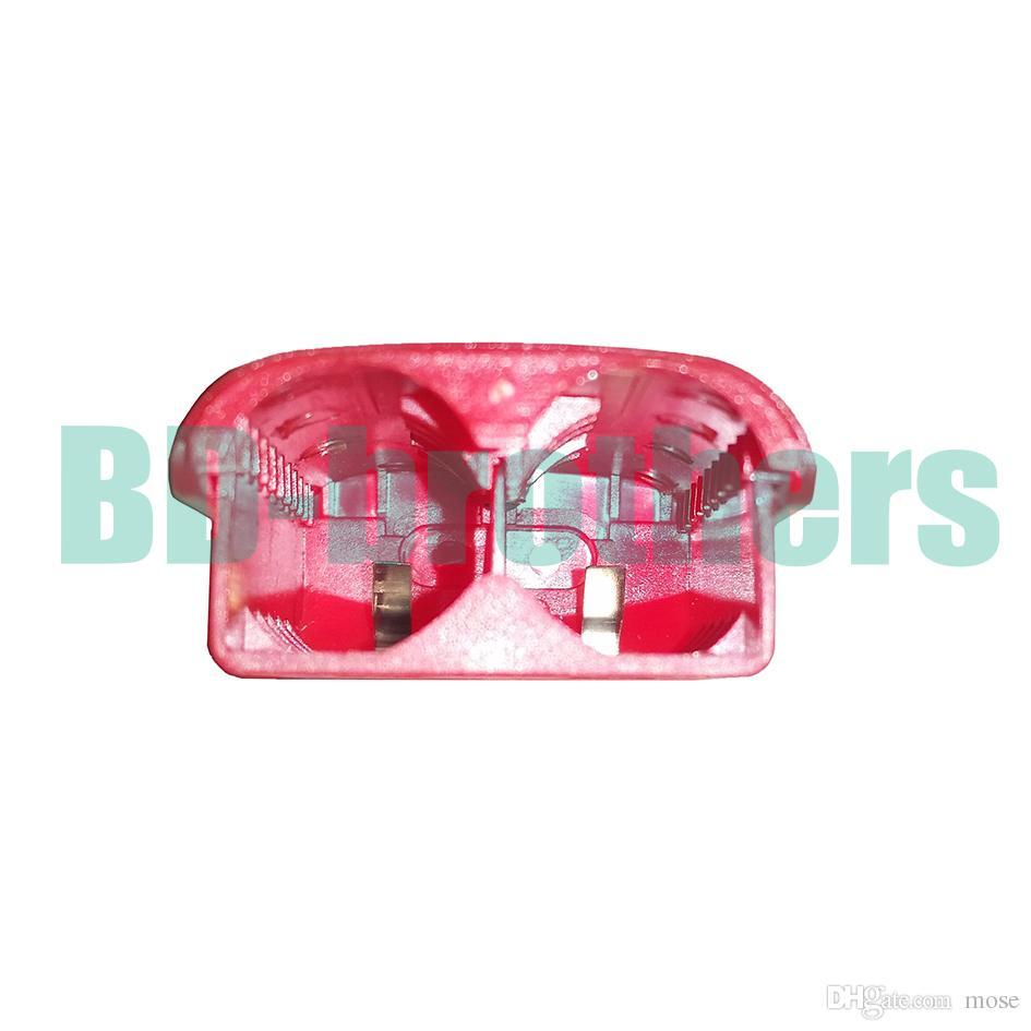 Colorful Battery Case Cover Shell Housing For Xbox 360 Xbox360 Wireless Controller Rechargeable Replacement Black White Red Pink