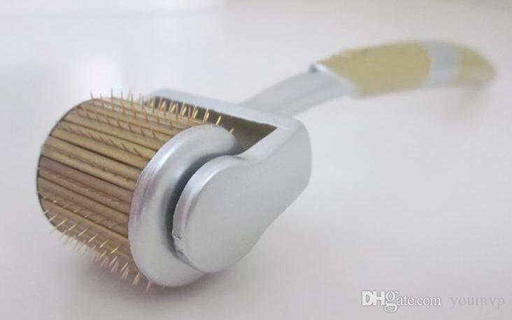 MT 192 Titanium Alloy Needles Derma Roller MT 192 microneedle dermaroller para envío de DHL facial