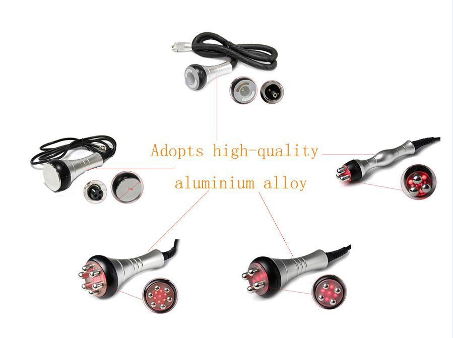 Горячие продажи высокого качество 7in1 Tripolar Биполярного секступоль Rf Lipo лазерных Вакуумная кавитация машина для салона