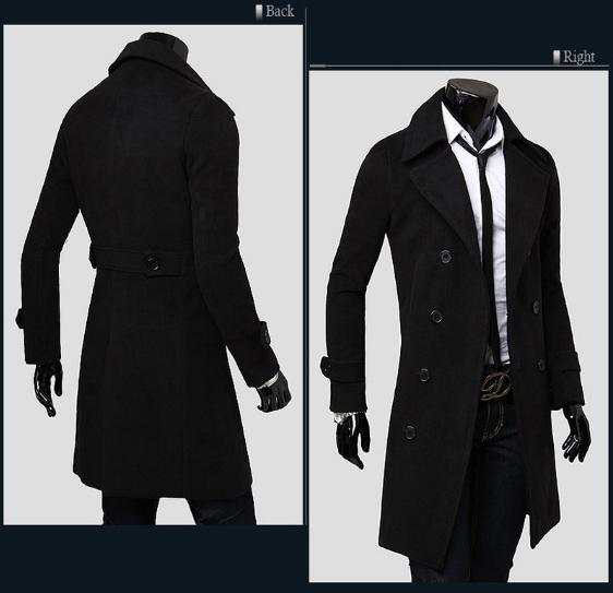 2017 New Arrival High Quality Wool Coat Mens 2015 Spring Men'S ...