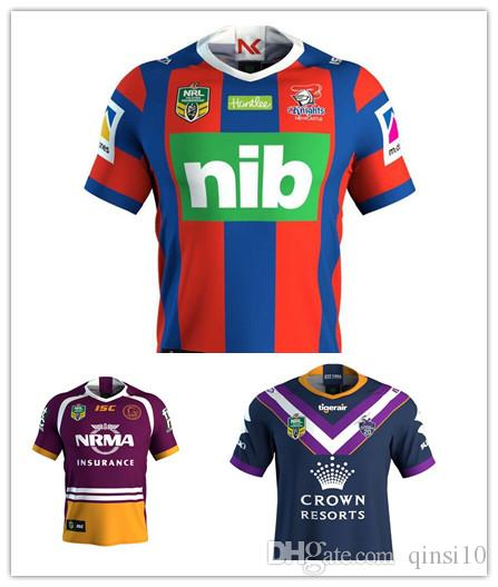 838036367bc 2018 NRL JERSEYS NEWCASTLE KNIGHTS Newcastle Knights 2017 Marvel Iron  Patriot Jersey Shirts 17 18 The Pre Sale Top Quality S 3XL UK 2019 From  Qinsi10