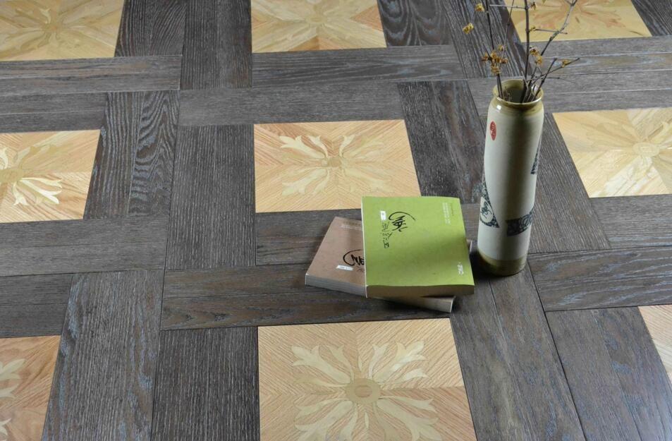 2018 Wooden Floor Backdrop Combination Floor High End Custom Floor