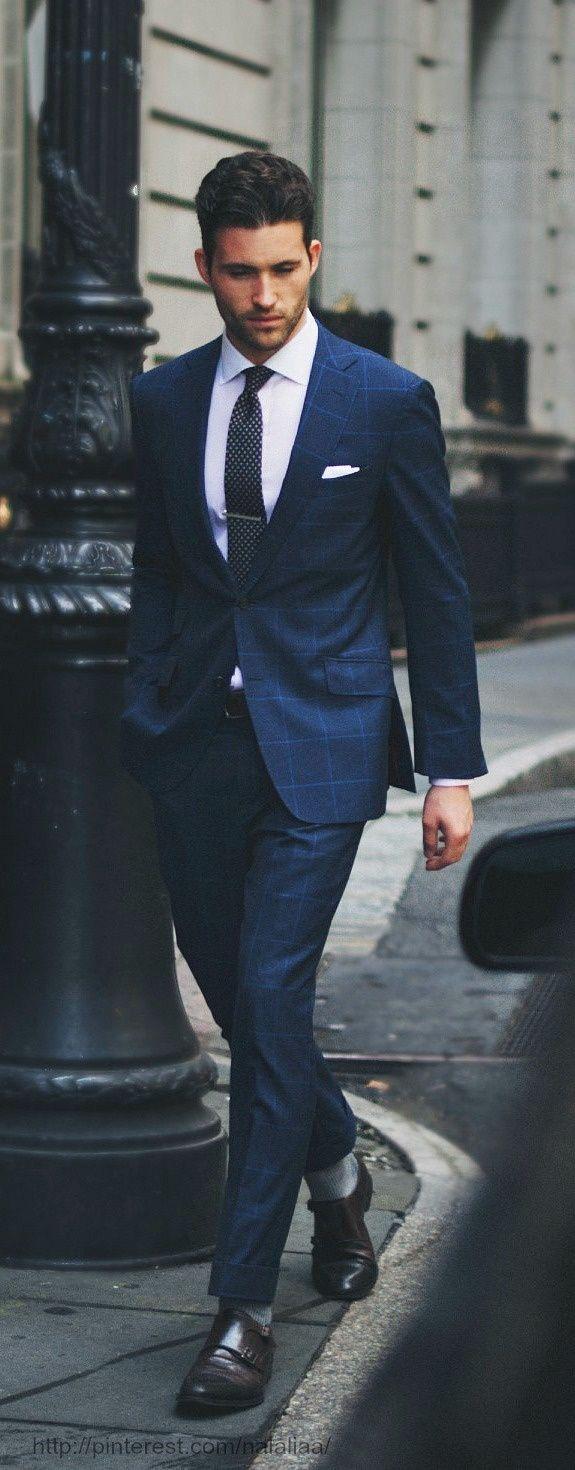 Modern Hote Sale Men'S Morning Dress Prince Blue Wedding Suit Gun ...
