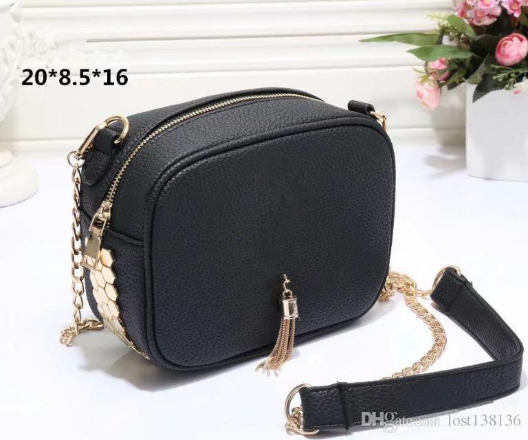 2018 Latest Messenger Bag Chain Shoulder Bag Fashion Brand Ladies Handbags  PU Shoulderbag In Womens Bags Wholesale Bags From Lost138136 950c4886ecb1