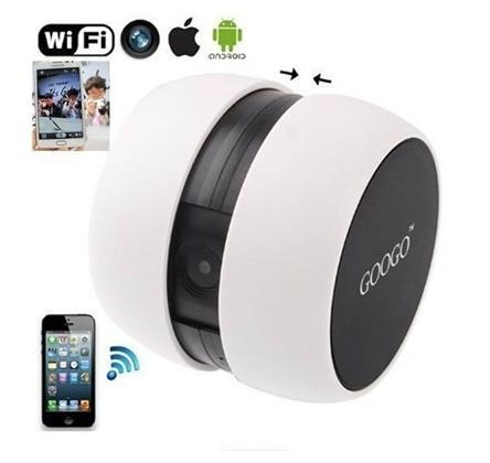 Googo Wifi Camera No Need Router Wireless Portable Baby Monitor P2p