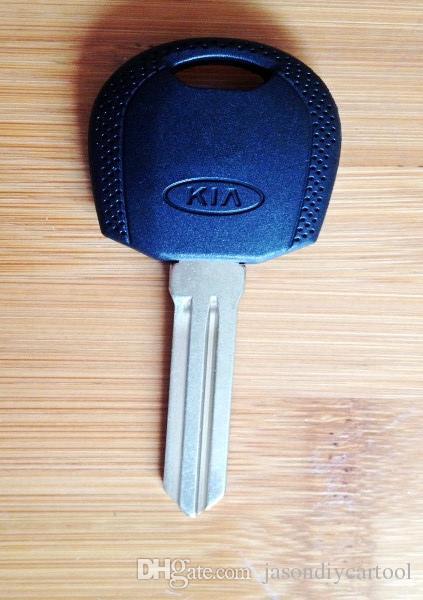 Custodia di ricambio shell Kia con chiave transponder Right Blade Inside Extra TPX1, TPX2