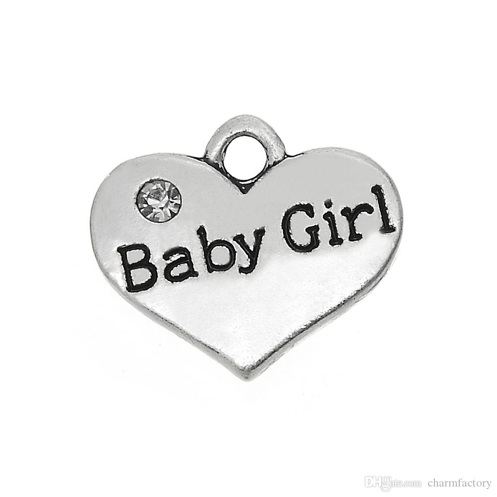 girl necklace diamond caymancode pendant k girls shoe for gold baby rose in