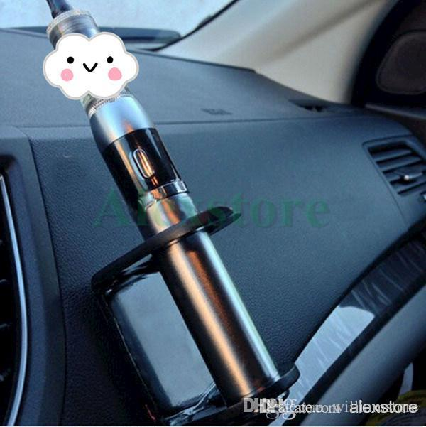 Aluminum E Cig Display Stand Shelf Metal Base Car Holder Rack For Gorgeous Car Battery Display Stands