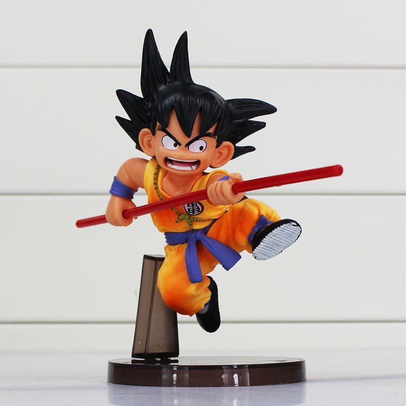 16 cm Dragon Ball Z Güneş Goku Çocukluk Edition PVC Action Figure Son Gokou Rakamlar Koleksiyon Model Oyuncaklar Bebekler