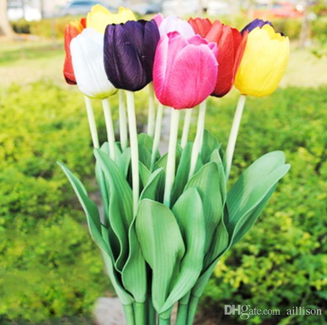 Acheter Fleur Artificielle Une Variété De Couleur Imitation Fleur ...