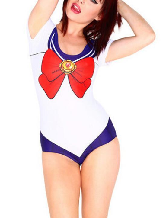see larger image - Halloween Swimsuit