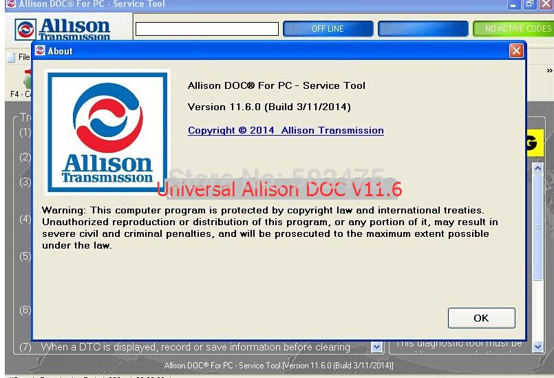Universal Allison Doc V11 Keygen Software - livinlo