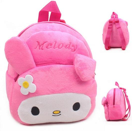 Mini Bunny Bag Little Girls Favorite Rabbit Melody Backpack ...