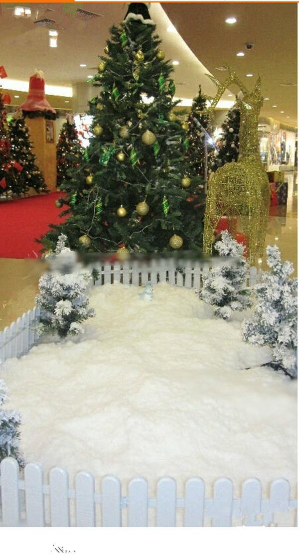 새로운 크리스마스 장식 인스턴트 스노우 매직 프로 DIY 인스턴트 인공 스노우 파우더 시뮬레이션 야간 파티 33 가짜 눈