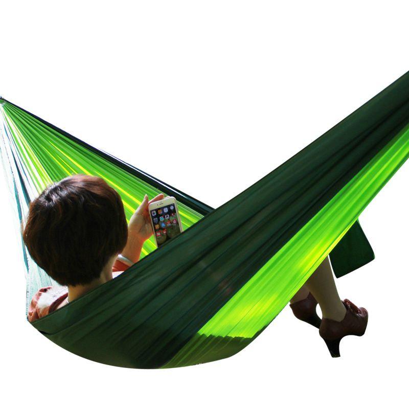 portable nylon 2 person hammock parachute fabric hammock for travel hiking backpacking camping outdoor furniture hammock hammock parachute hammock bed     portable nylon 2 person hammock parachute fabric hammock for      rh   dhgate