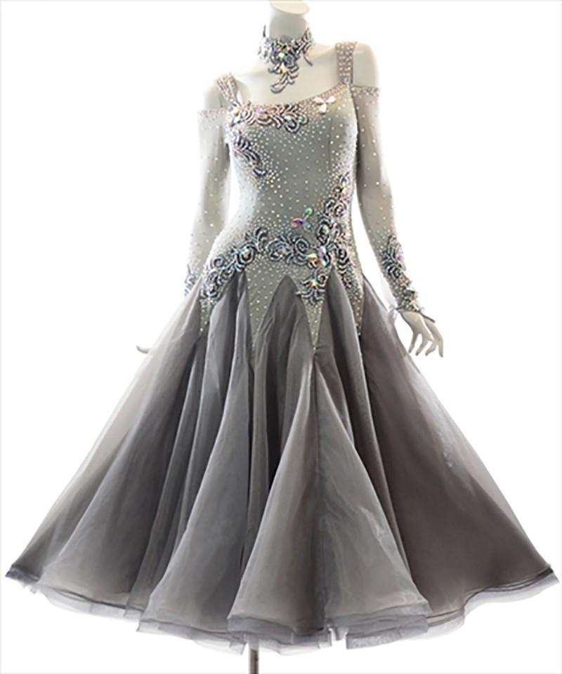 Ballroom Dance Dress Top Quality Professional Waltz Tango Dance