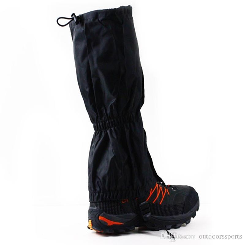 Waterproof Outdoor Hiking Walking Climbing Hunting Snow Legging Gaiters Free DHL/Fedex