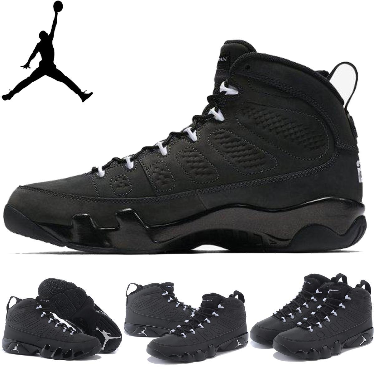 daaf01524c0 air jordan 9 retro anthracite men\u0026#39;s shoes | Little Giant