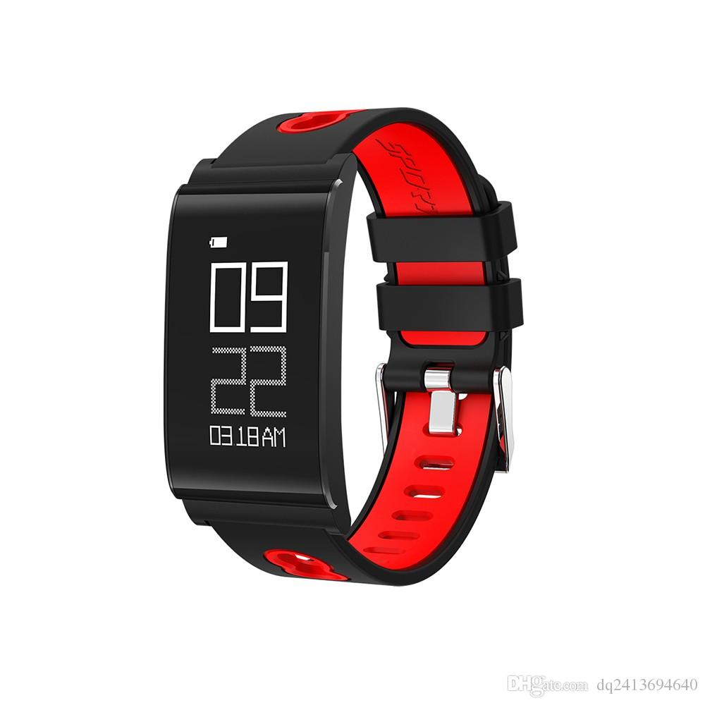 activity heart grey watches actxa spur rate tracker smart