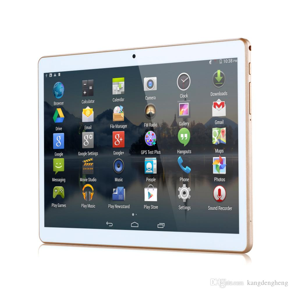 10 Inch Tablet PC 3G 4G Call Eight Nuclei. IPS Screen Android 5.1 Bluetooth. WIFI.GPS Navigation
