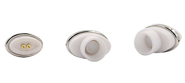 ceramic coil new ceramic chip coil v10 20 for wax pen flat pen elips cloud pen best e cig coils coil kanger from epayecig 222 dhgatecom