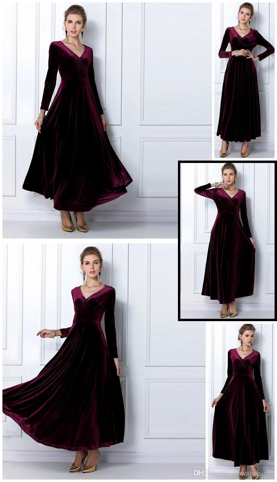 2015 Autumn Plus Size Clothing Fashion Velvet V Neck Grew Up Wave