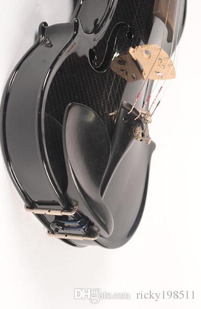 Carbon Fibe Back / Side Material und Carbonfaser Obermaterial 100% Carbonfaser-Violine