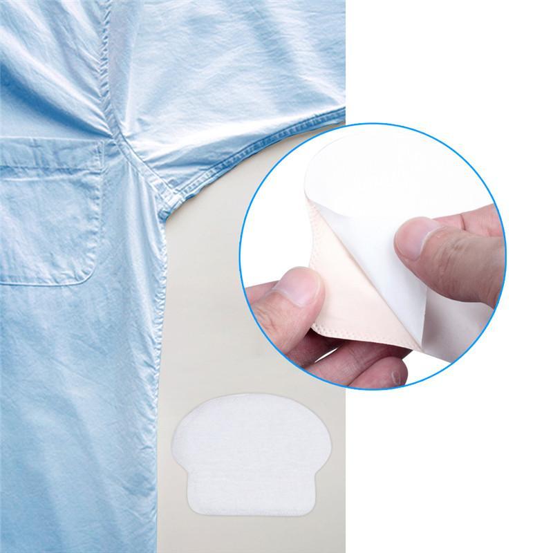 / nagelneue Wegwerfschweißauflage-Unterarm-Achselhöhle-Auflagen, die Schweiß-Deodorant-Antischwitzen-Schild absorbieren