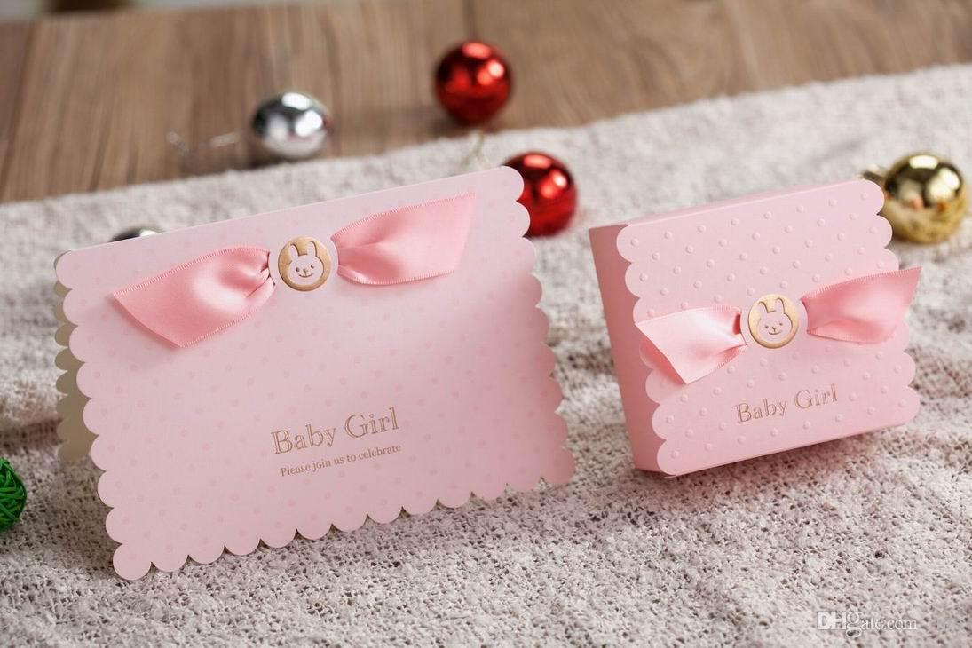 아기 샤워 선물 상자 아기 샤워 호의 선물 상자 아기 아기를위한 생일 파티 선물 상자