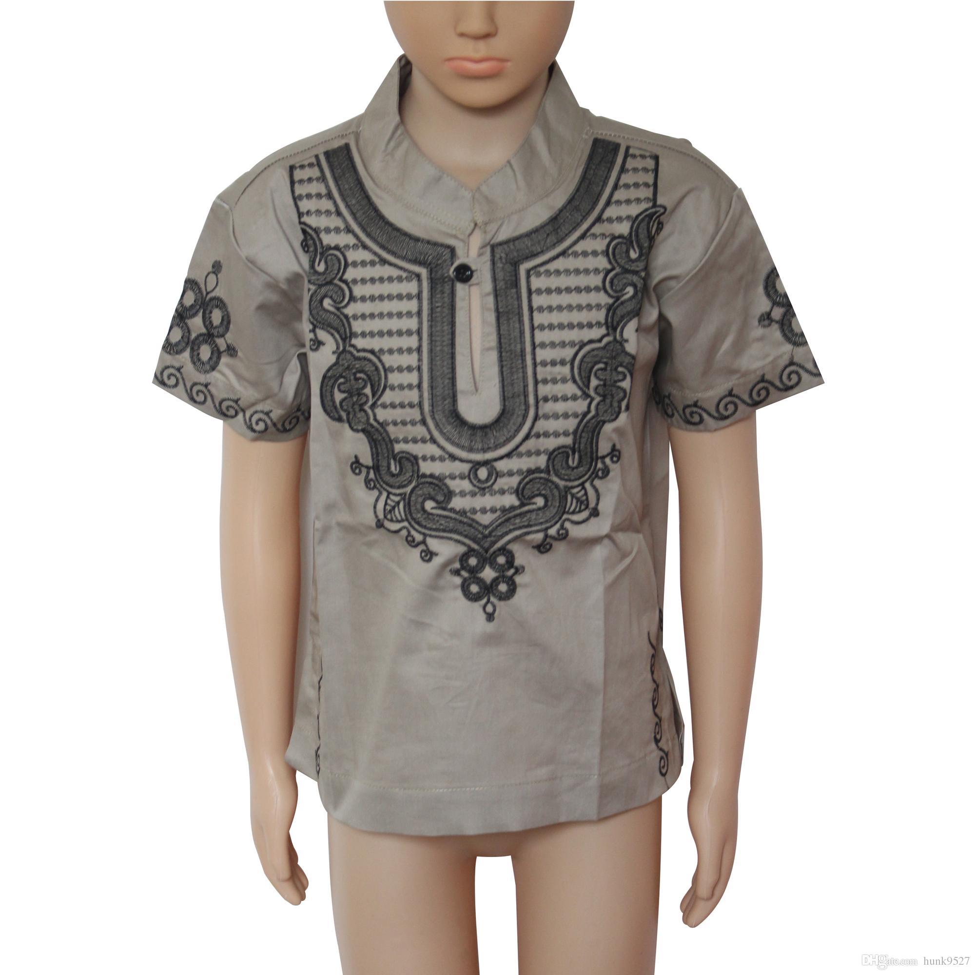 Cotton Toddler Boy T Shirts for Children Summer Fashion Kids T