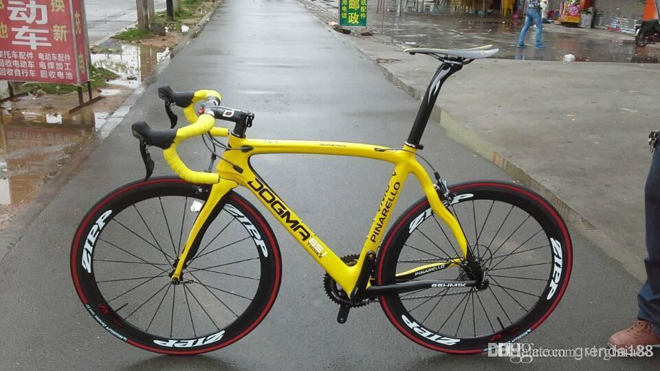 Custom Made Complete Bike Road Bike With Sora 3500 Groupset 9