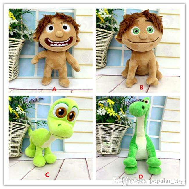 Vendita calda The Good Dinosaur giocattoli peluche 20 cm Spot giocattoli di peluche Dinosaur Spot Figure giocattoli Animali di peluche Giocattoli bambola di peluche Regali bambini