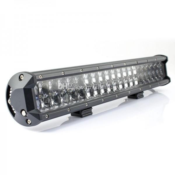 175 inch 180w osram 4d spot flood combo led work light bar 4x4 best led truck light bars driving cheap light bars sale aloadofball Images