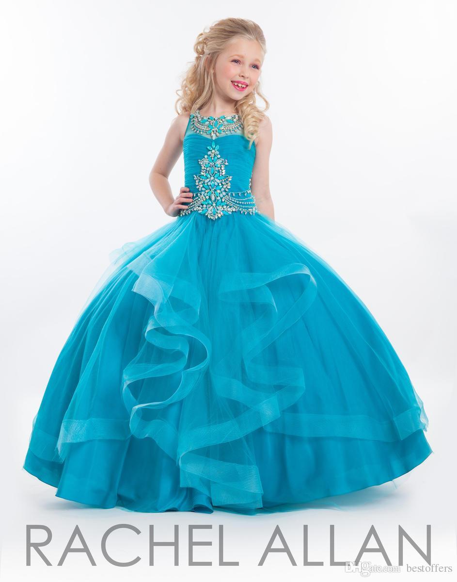 Lace Floor Length Formal Dresses Girls – fashion dresses