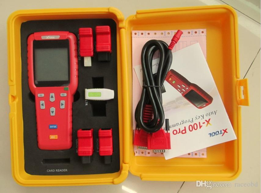 dhl free car key programmer original x100 pro x-100 Key Programmer Coverage Support Asia,Europe, America